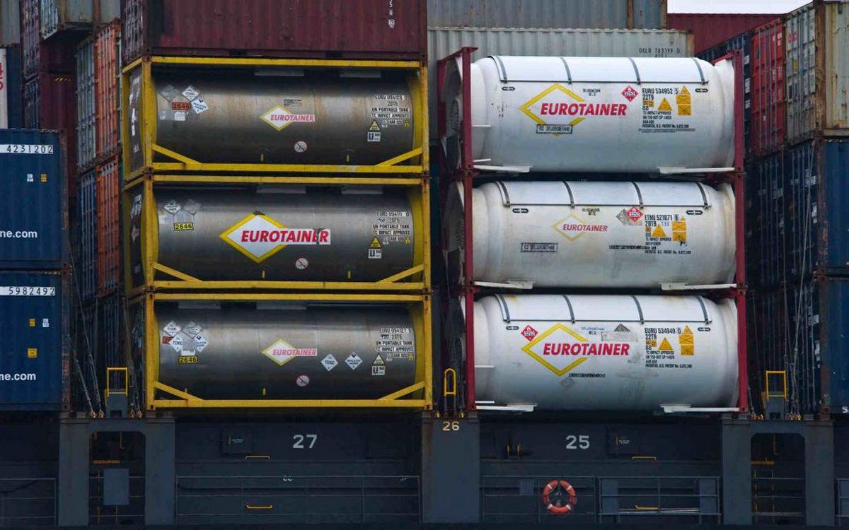 Перевозка опасных грузов в танк-контейнерах. Особенности перевозки.
