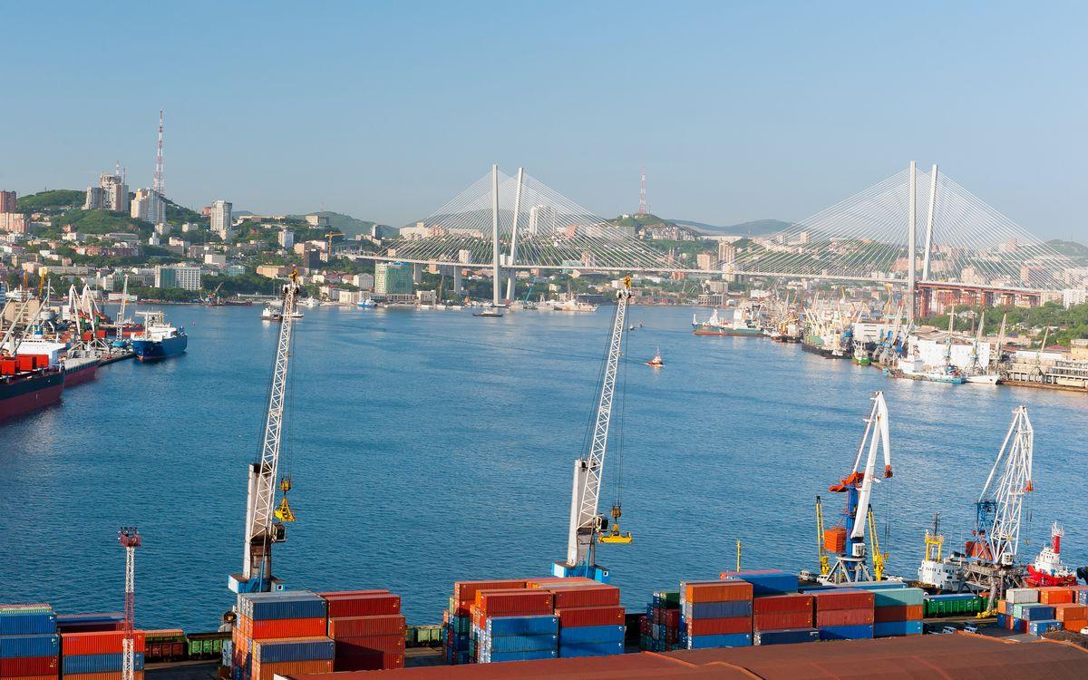 Доставка грузов из Владивостока