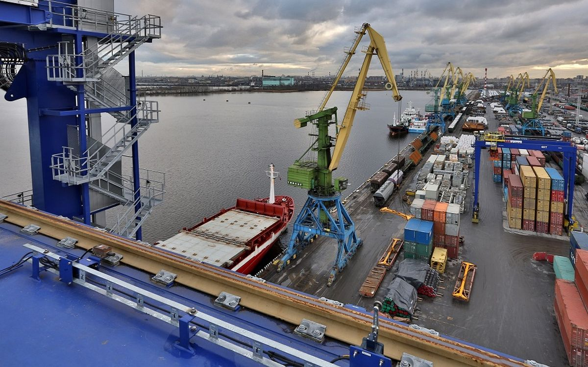 Фрахт судна Санкт-Петербург