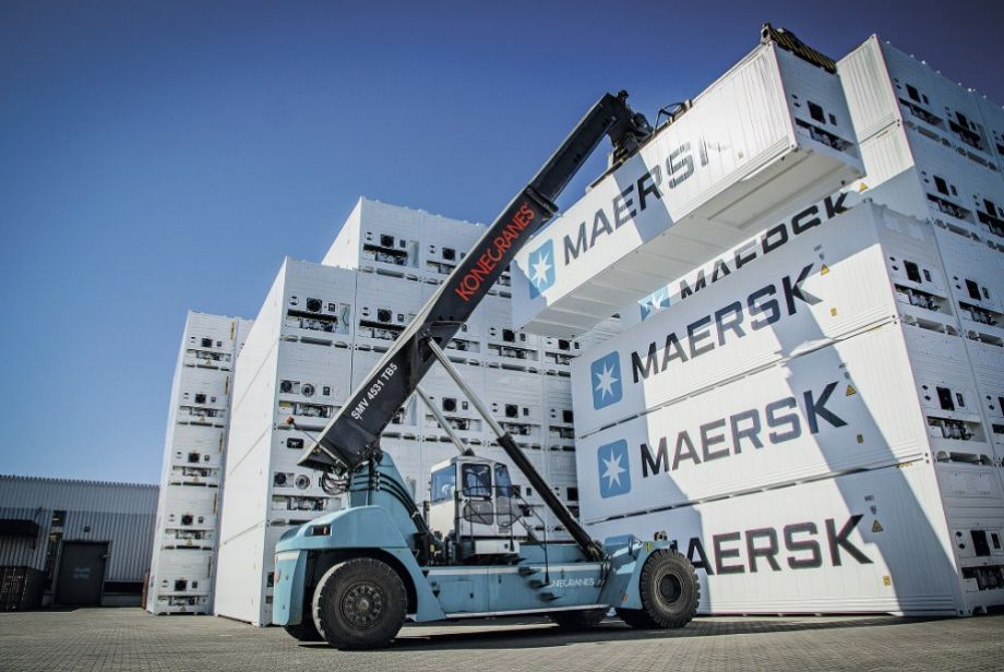 ФТС России и Maersk проводят пилотные проекты в сфере транзита и обмена логистической информацией